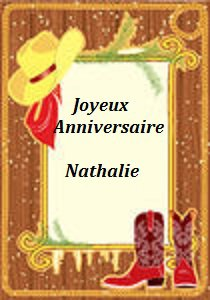 """""""""""""""   JOYEUX ANIVERSAIRE  """"""""""""""   NATH  (macarone-nath)"