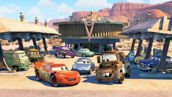 """BRAD PAISLEY  CHANTE POUR LE FILM """" CARS """""""