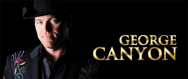 George Canyon  (chanteur country Canadien )sera à Evreux 27 ce weekend au festival country