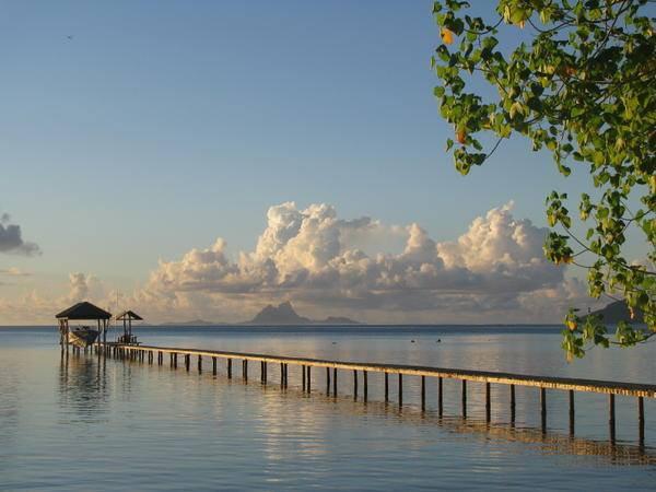 """Bonne semaine à tous et comme tous les lundis ,voici l'image de la semaine """"""""Tahiti """""""" pour Lulu."""