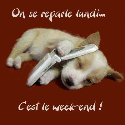 Bon weekend les amis avec, je vous le souhaite avec du soleil et de la chaleur !!