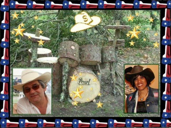 Un cadeau pour chacun et chacune de mes amis (es) : N°2 : Les couples avec Sabrina et Jean-Luc, Valou et Pascal et Dolly et Gilles..