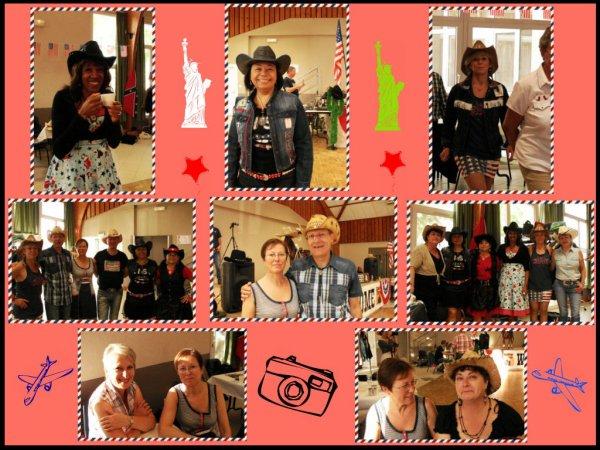 Quelques photos de notre bal interne du club Chartes Country .....