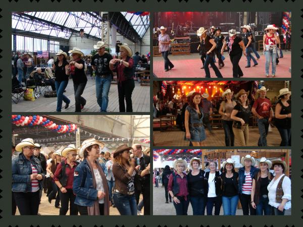 N°2 ......Festival Country Evreux (27)  Avec les copines !!! Superbe journée en votre compagnie les Country Road 61