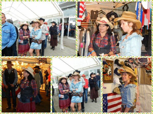 "Festival de Rouen "" Normandy Western Show "" Les photos ."