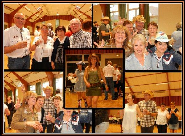 Chartres Country 28 : Assemblée Générale de notre club avec repas partage et mini bal pour les adhérents  .