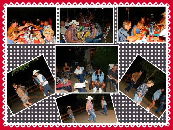 N°2 : Suite Barbecue partage chez Caro : Samedi 08 Aout 2015