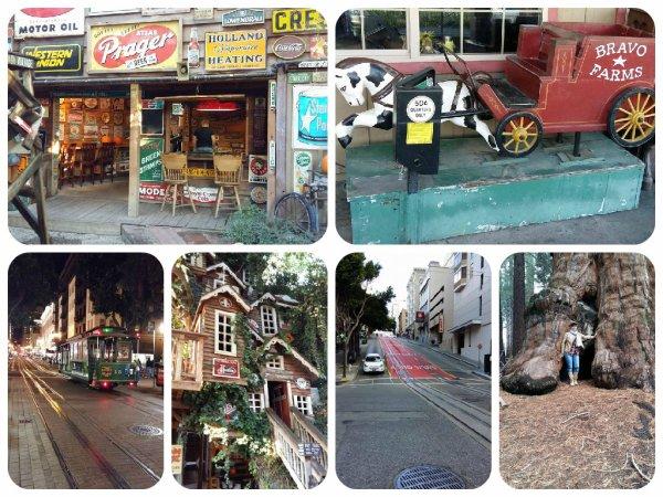 N° 1. . .  Voyage aux USA . Voici les premières photos que mes amies  postent sur les réseaux sociaux pour nous permettre de suivre leur voyage . Parties depuis une semaine ,leur parcours de découvertes offre de bien beaux endroits californiens .