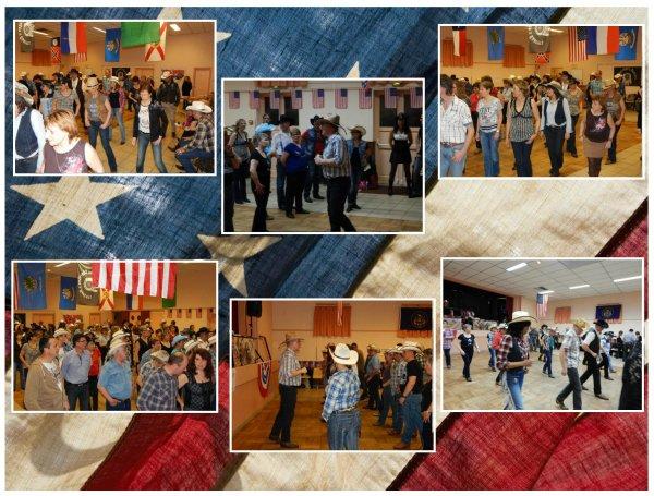 Très en retard faute de panne d'ordi , les voici ............ Bal des Cherokee's Dancers à Broué  du samedi 02 avril 2016.