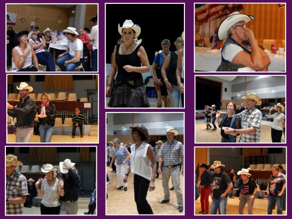 Bal des Bottes en Folie à Chateauneuf en Thymerais ..... Soirée sympa , bien danser , et contente de recommencer les bals , le premier de l'année pour moi ! ! !