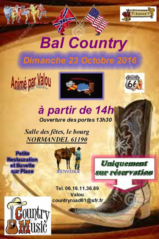 Un p'tit bal qu'on attend avec impatience  !!!!