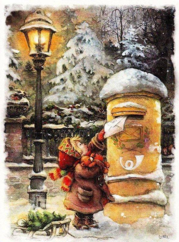 Magie de Noel ..... (02)
