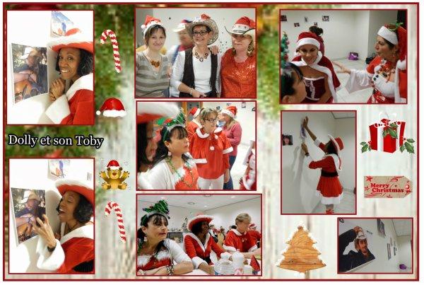 Bal de Noel à Brezolles 28 chez les Country's Angels .