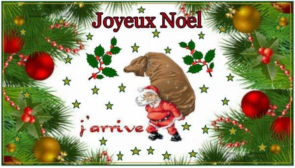 Magie de Noel ....(10) ...Joyeux Noel à tous
