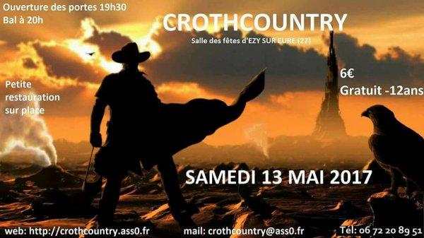 Bal chez Croth Country samedi soir 13 mai à Ezy Sur Eure 27. Une playlist qui n'attend que nous !!!