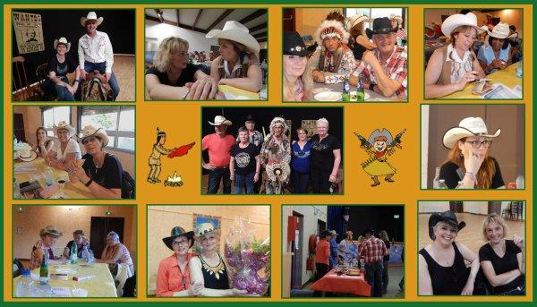 Bal de Croth Country animé par Dom et Myriam  ce weekend : Voici les photos .........