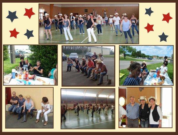 Honky-Tonk Friends & Bal Country / Catalan chez les Country Road 61 à Tourouvres avec Valou . Voici les photos qui relatent cette superbe journée
