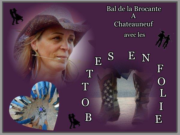 N° 2 / Les photos du bal de la brocante à Chateauneuf en Thymerais  du 24/06/2017.