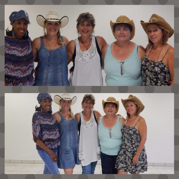 The Country's Angels fêtent l'arrivée des vacances  !!!!!