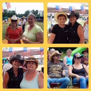 N°3 :  Duel Western ( en vidéo ) au festival de Longny et quelques photos .........