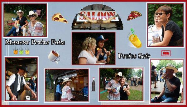 Bal du 14 Juillet à Coulombs 28. Avec Passion Country ,animé par Aline et bien sur , tous les amis d'autres clubs venus partager tous ces bons moments.