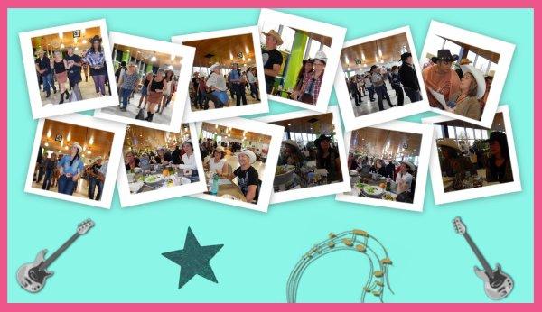 Soirée Country à Cora cafétéria  de Dreux animée par Dom des Croth-Country : Encore une belle soirée de danses entre deux plats avec un bon accueil et de bons moments tous ensembles ......Plusieurs clubs sont venus partager cette soirée bien sympathique .....