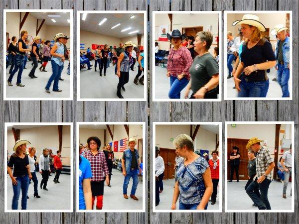 Bal au profit du Téléthon chez Passion Country 28  (dim 19/11/2017) Les photos  !!!!!