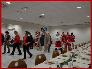 Les Country's Angels fêtent Noel .........