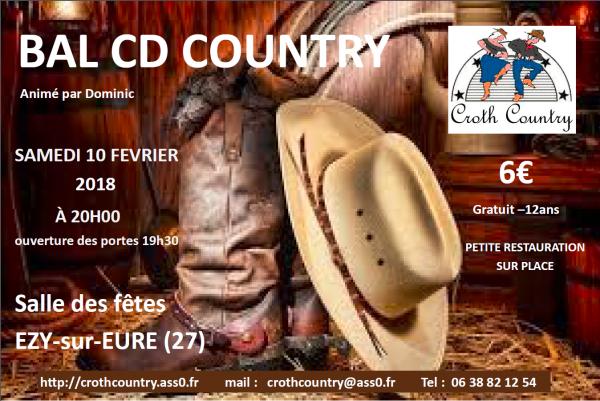 Chez nos amis Croth Country avec Dom et Myriam .......c'est bientôt  !!!!