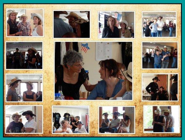 """Deuxième bal des """""""" Country's Angels de Brezolles ........ les photos  !!"""