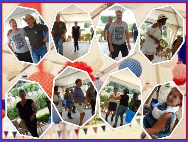La country s'invite à la guinguette de Nogent Le Roi pour le 14 juillet avec Passion Country 28.