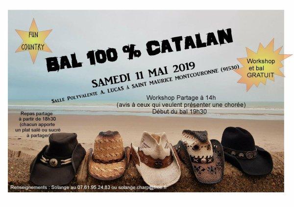 "11 Mai 2019  chez Solange """" Fun Country """" St Maurice Montcouronne 91."
