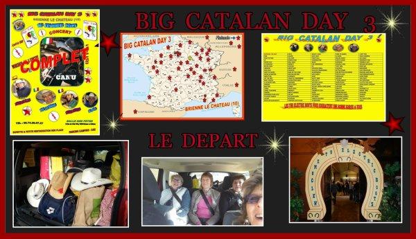 Weekend Catalan , weekend rigolades , Que des bons moments avec les amis .....