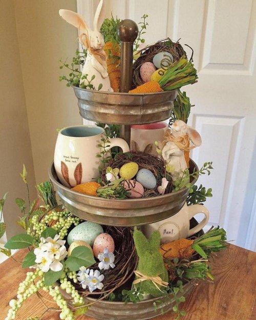 Joyeuses Pâques à vous mes amis ..... bon weekend et surtout pas trop de chocolat  !!!