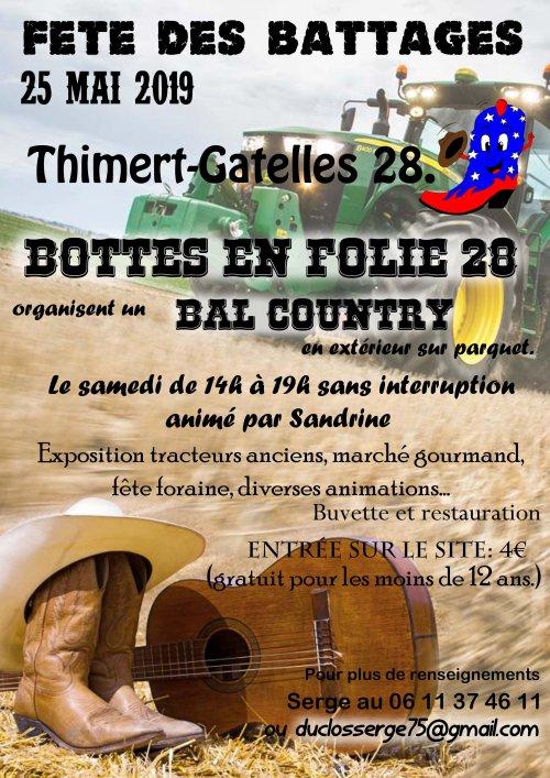 A vos agendas........ Avec notre amie Sandrine des Bottes en folie qui animera le parquet  country .... On croise les doigts pour la présence du soleil  !!!