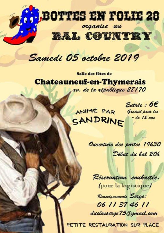 A vos agendas .... Chez notre amie Sandrine .....à Chateauneuf en -Thymerais 28170 ....