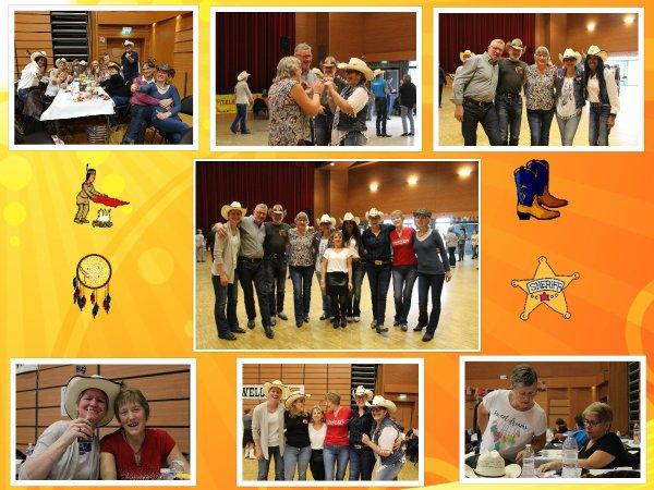 Bal Téléthon organisé par Chartres Country le 08 décembre 2019. à Luisant 28....