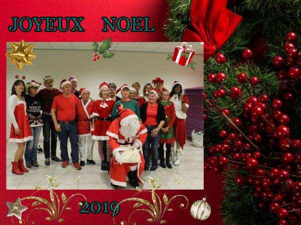 Les Country Angel's fêtent Noel ...