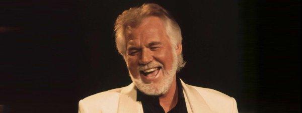 Kenny Rogers , un grand de la musique Country vient de nous quitter .