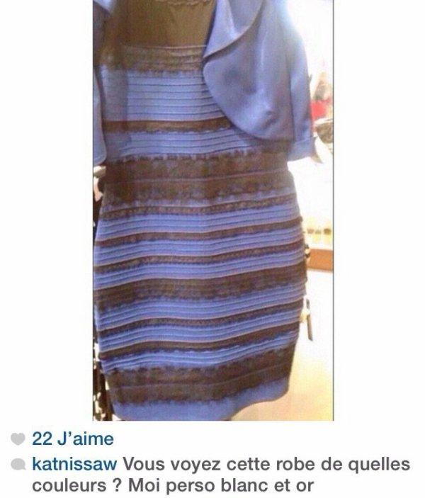 Une robe étonnante ! ^^