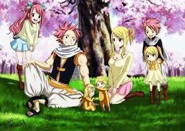 la petite famille de Natsu et Lucy!!!