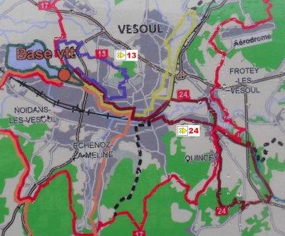 circuit VTT n° 24 : circuit de quincey ou le frais puit