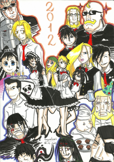 FMA Brotherhood !