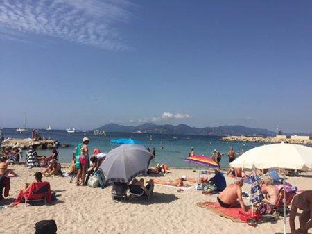 Cannes : Nos vacances 2016