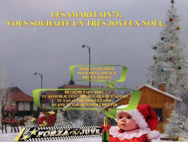 Joyeux Noël :