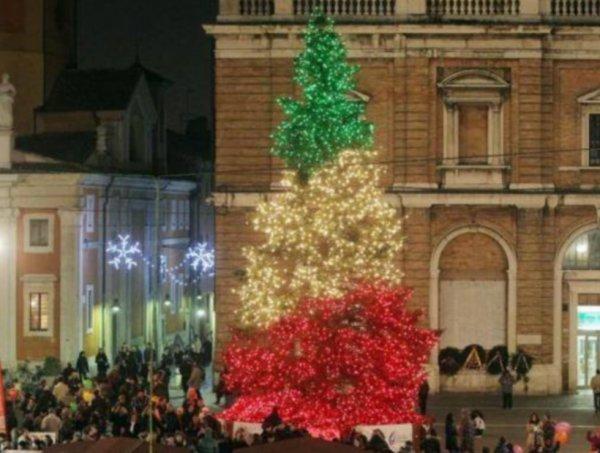 Sapin de Noël Italien :