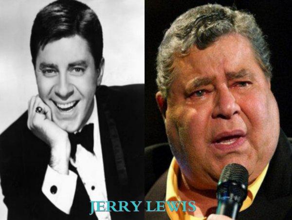 Jerry Lewis :