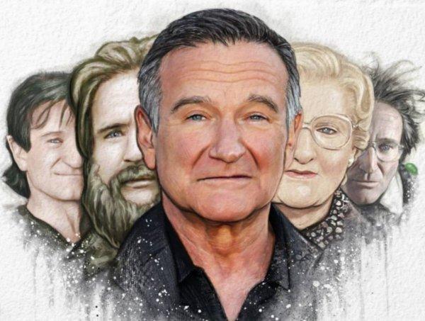 Robin Williams :