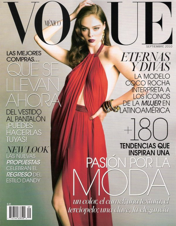 coco vogue mexique