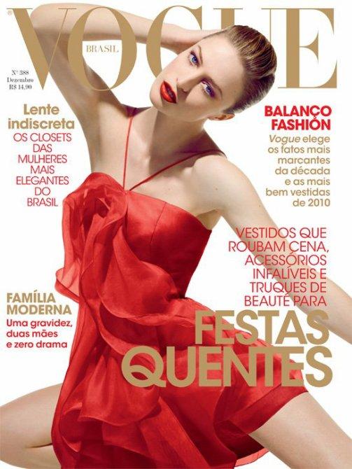 raquel Vogue brésil